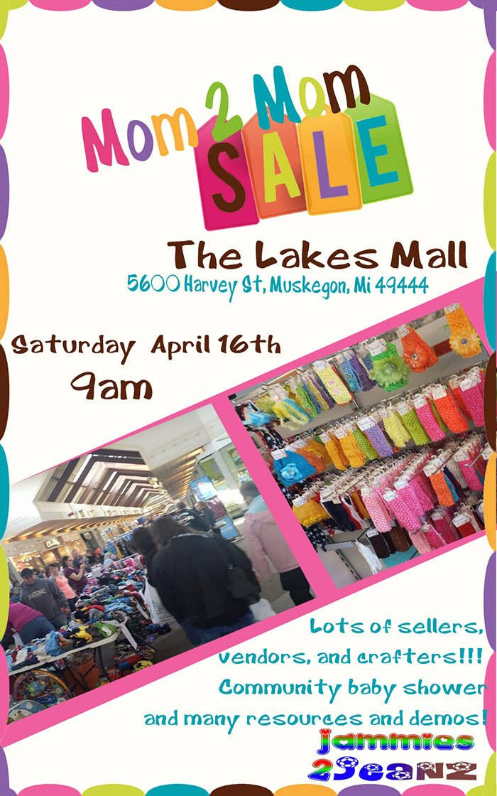 Apr 16 – Mom 2 Mom Sale