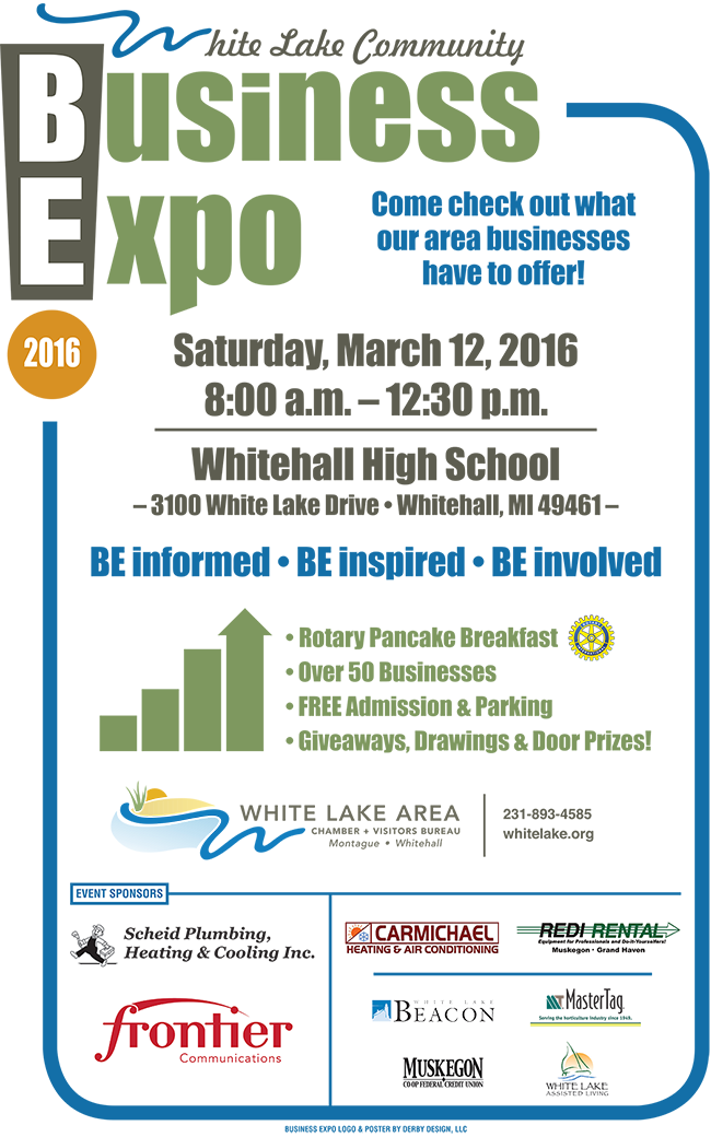 Mar 12 – 4th Annual White Lake Community Business Expo