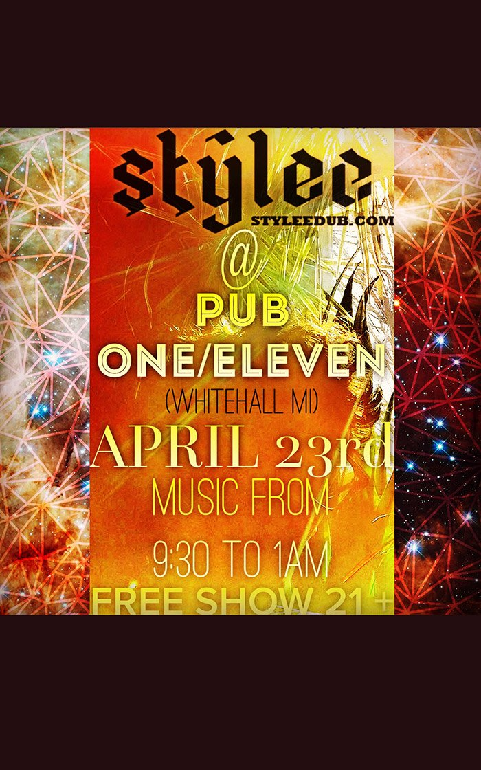 Apr 24 – Stylee @ Pub One Eleven