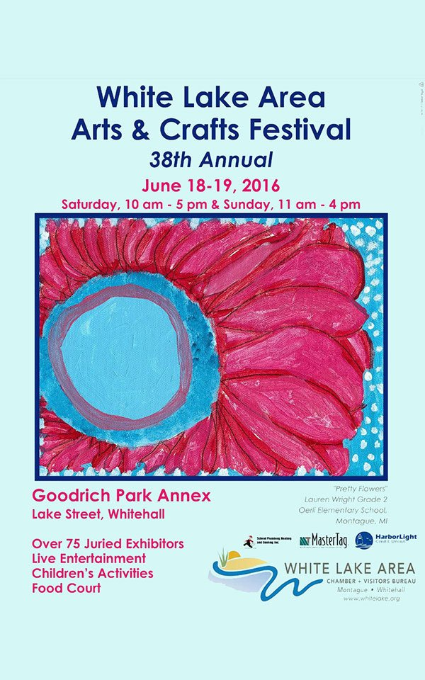2016-06-19 White Lake Chamber Arts n Crafts Festival