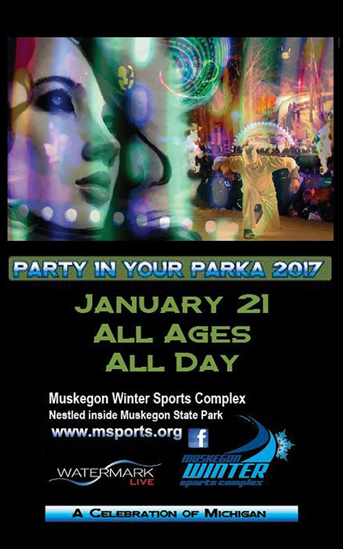 Jan 21 – Party in Your Parka 2017
