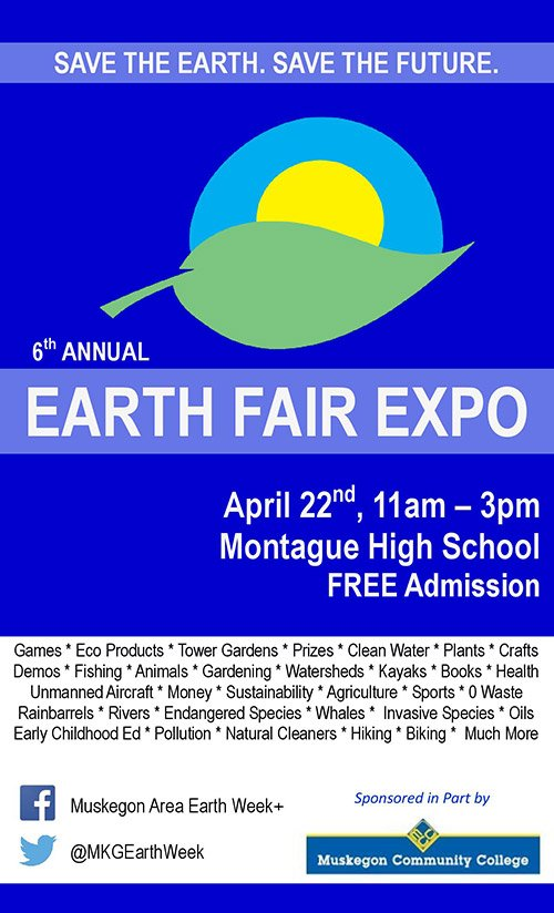 Apr 22 – 6th Annual Earth Fair Expo