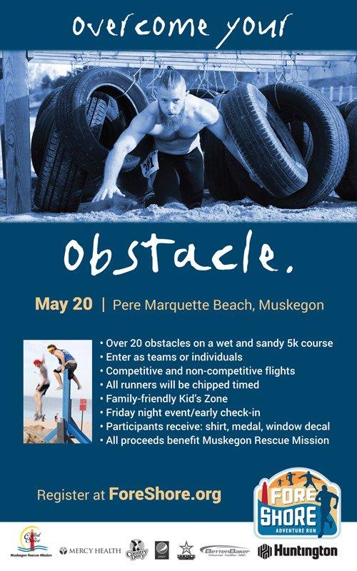 May 20 – ForeShore Adventure Run