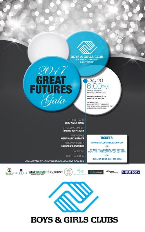 May 20 – 2017 Great Futures Gala