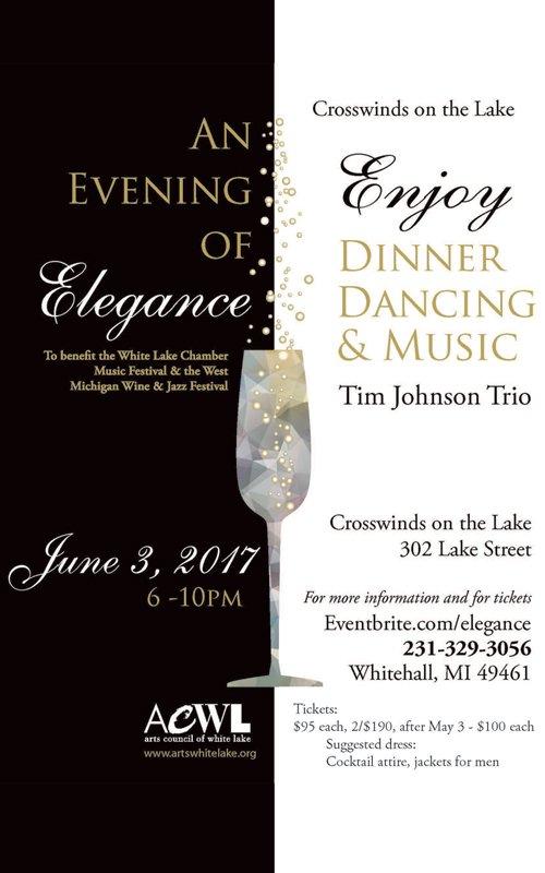 June 3 – An Evening of Elegance
