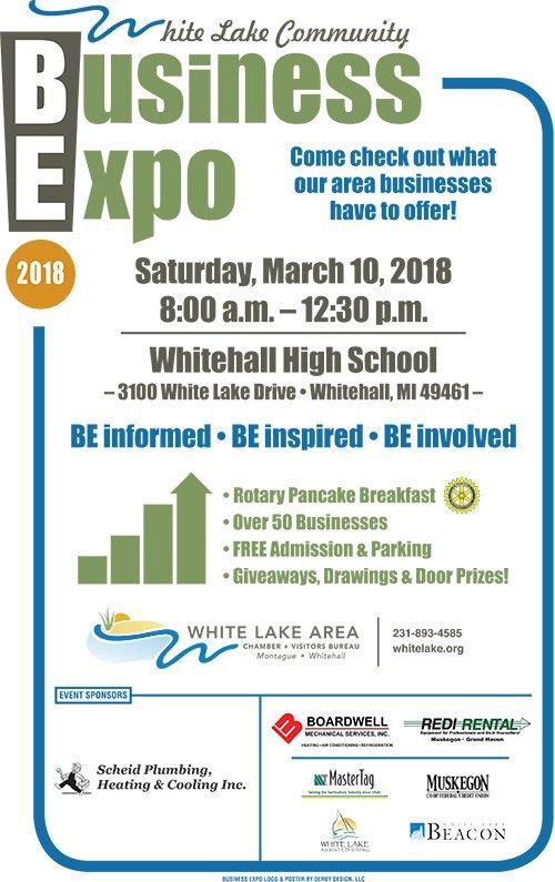 Mar 10 – White Lake Community Business Expo