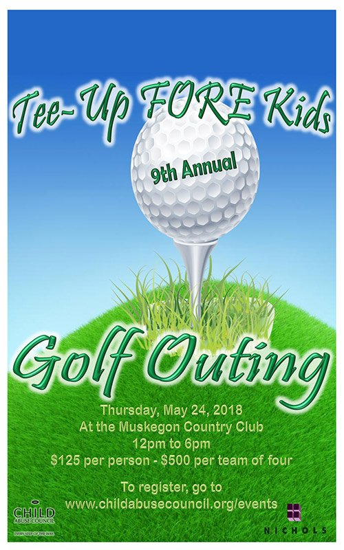 May 24 – 9th Annual Tee-Up FORE Kids
