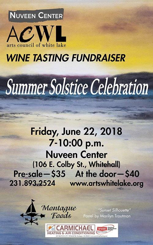 June 22 – Summer Solstice Celebration – Wine Tasting