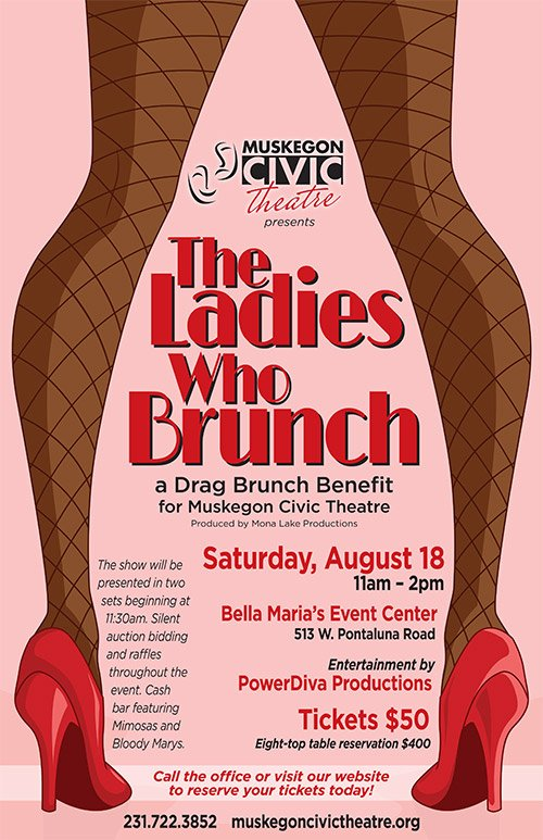 Aug 18 – The Ladies Who Brunch