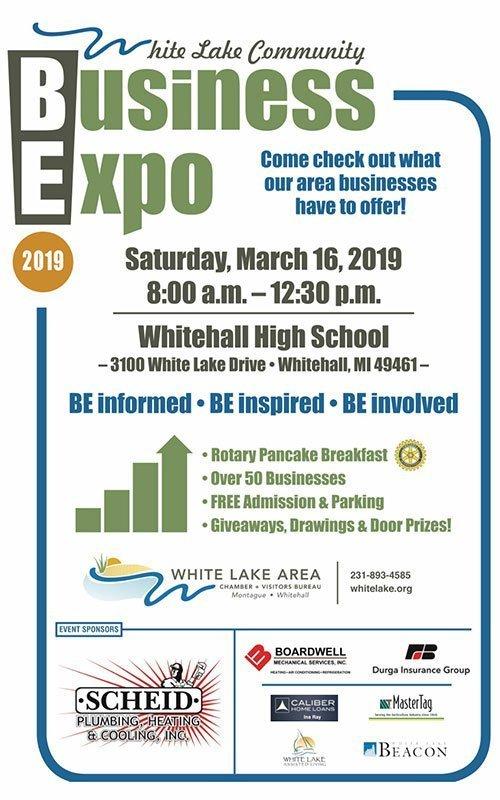 Mar 16 – White Lake Community Business Expo