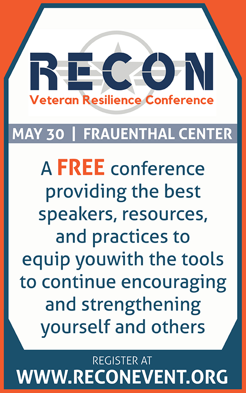 May 30 – ReCon: Veteran Resilience Conference