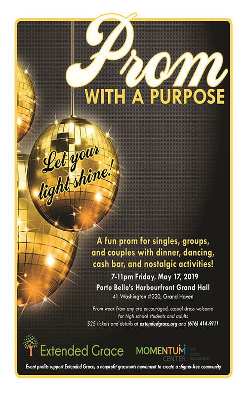 May 17 – Prom with a Purpose