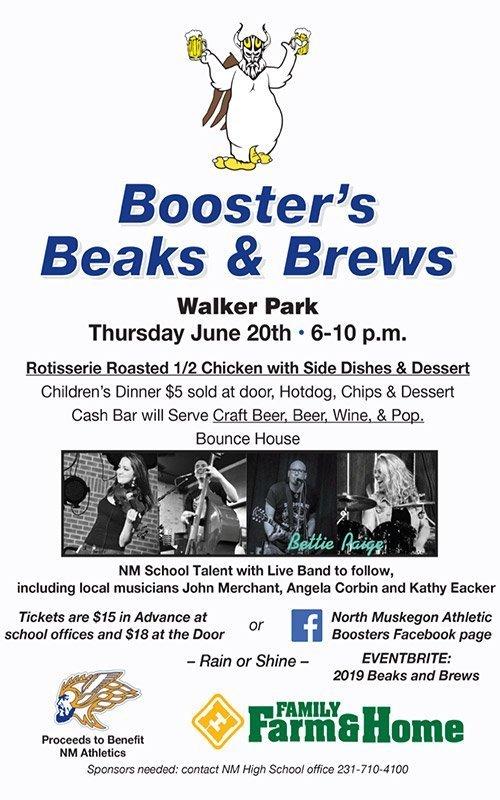 June 20 –  NM Booster's Beaks & Brews