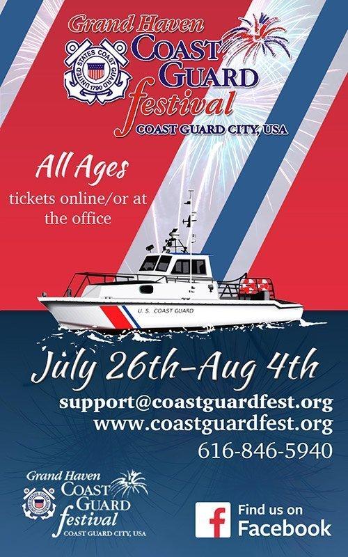 2019 Grand Haven Coast Guard Festival